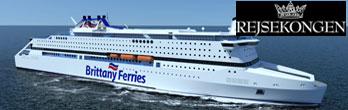 Bestil færge i Danmark og hele Europa